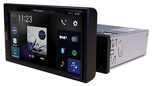 Pioneer SPH-EVO62DAB-UNI Moniceiver Dab+ Tuner, Bluetooth®-Auricolare, AppRadio, Anschlu