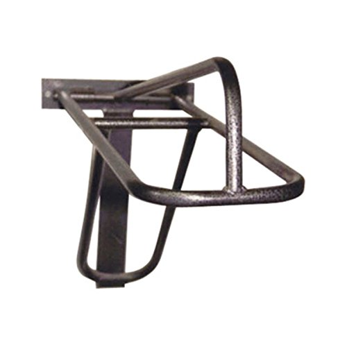High Country Plastics Folding Saddle Rack, Wall Mount
