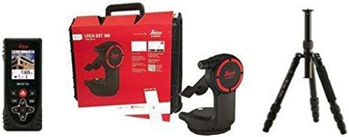 Preisvergleich Produktbild Laser-Entfernungsmesser Leica DISTO X4 Paket - im Koffer,  mit DST 360