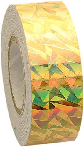 Pastorelli Crackle Cinta adhesiva metálica para decoración de aro (dorado)