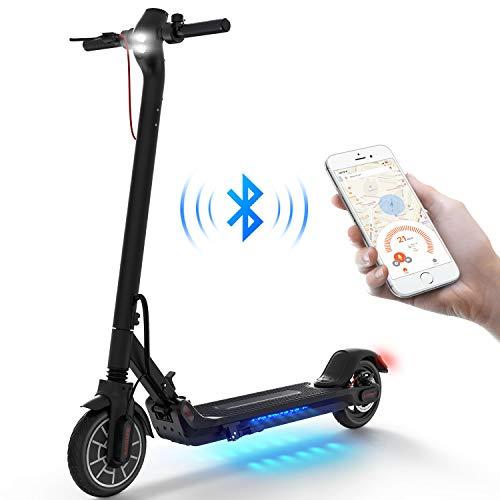 urbetter Monopattino Elettrico Adulti, con Controllo App & Interfaccia USB,...