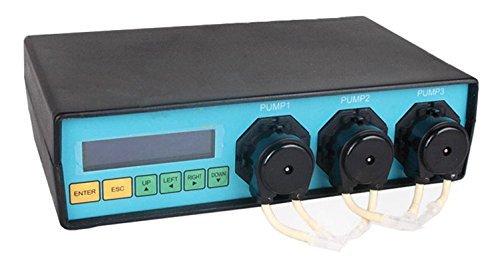 Marine Color Doseerpomp MCD-3-M beheer tot 6-kanaals uitbreiding voor Reef Aquarium Lab