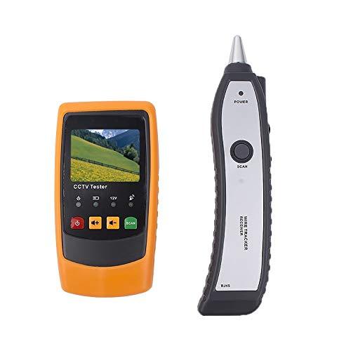 Dhmm123 Digital GM61-Draht-Verfolger U Drahtlokalisierstange Netzwerk-Tools Kabeltester-Tester Finder Tracer Video/Telefon/Metal Line Spezifisch
