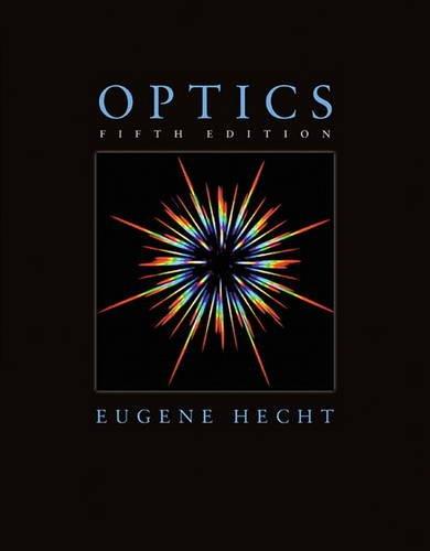 Optics (5th Edition)