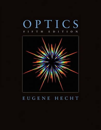 Optics (5th Edition)