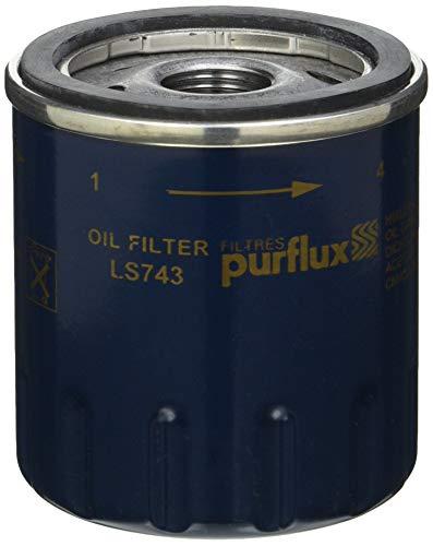 PURFLUX LS743 Ölfilter, Anzahl 1