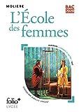 L'École des femmes (Bac 2020) - Édition enrichie avec dossier pédagogique « Comédie et satire» (Folio+ Lyçée t. 3) - Format Kindle - 9782072864261 - 2,99 €