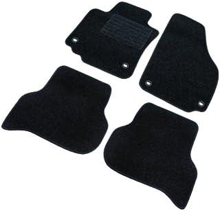 CTE Passform Fussmatte mit Absatzschoner schwarz, Fahrzeug Siehe Text