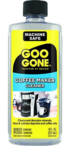 Goo Gone Coffee Maker Cleaner, 8 Fluid Ounce
