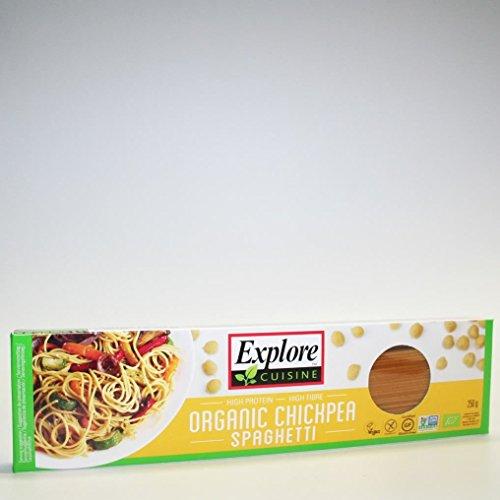Explore Cuisine | Chickpea Spaghetti | 2 x 12 x 250g