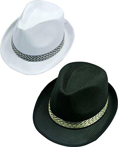 Chapeau Tony Polyester Noir