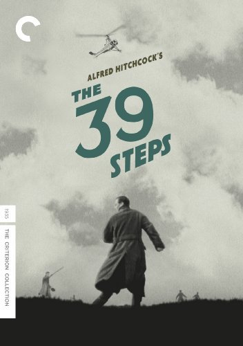 the 39 steps dvd - 7