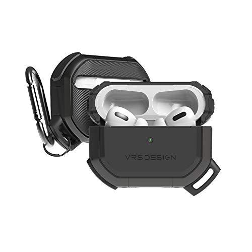 VRS Design Acitve for Apple Airpods Pro Case (2019) (Black)