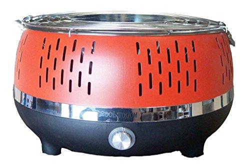 Humo sin carbón de mesa grill Cool...