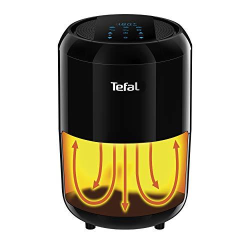 Tefal EY3018 Easy Fry Compact Digital Heißluftfritteuse (1400 Watt, Fassungsvermögen: 1,6 Liter, 6 automatische Programme, Thermostat) schwarz - 5