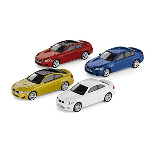 BMW Original M Car Collection Modellauto Sammlung Miniatur Set 1:64 Kids Kollektion 2016/2020