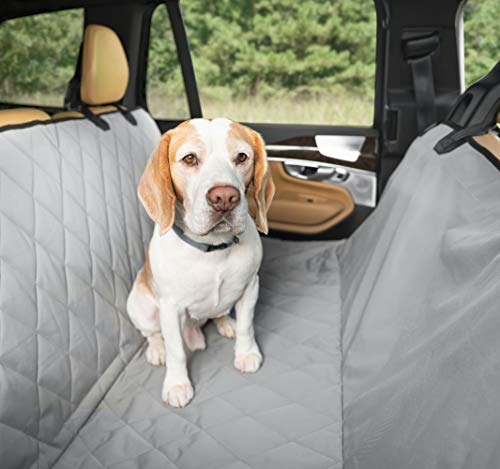 Plush Paws Products Ultra-Luxury Dog Seat Cover