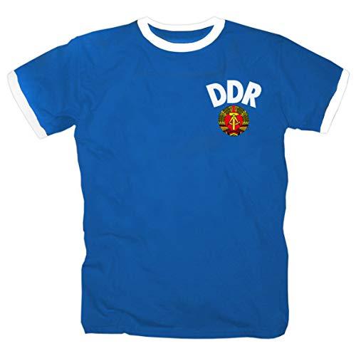 DDR Trikot T-Shirt (XXXL)