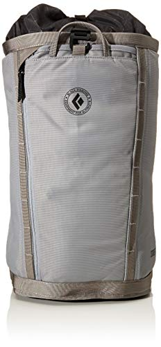 Black Diamond STREET CREEK 24 - robuster Rucksack im Haulbag-Design, 24 L, Nickel