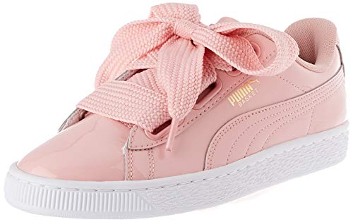Puma Basket Heart Patent Wn's Sneakers voor dames