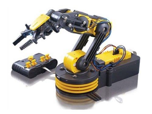 Cebek - Didattica kit giocattolo educativo con kit braccio robotico a distanza c-9895
