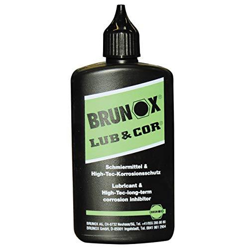 Brunox 2172680300 Top-kettenspray, schwarz, 10 x 10 x 15cm