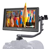 Desview Mavo-P5 Camera Field Monitor, 5.5' Sharp IGZO Screen, 1920x1080 with 4K HDMI Input,DSLR-Camera-Field-Monitor