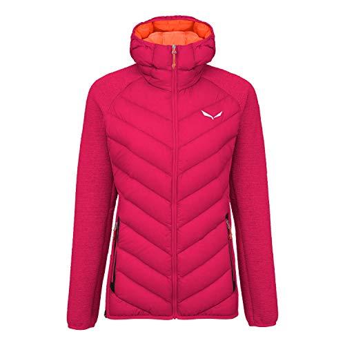 Salewa Damen Fanes Hybrid Jacke, Virtual pink, EU 40
