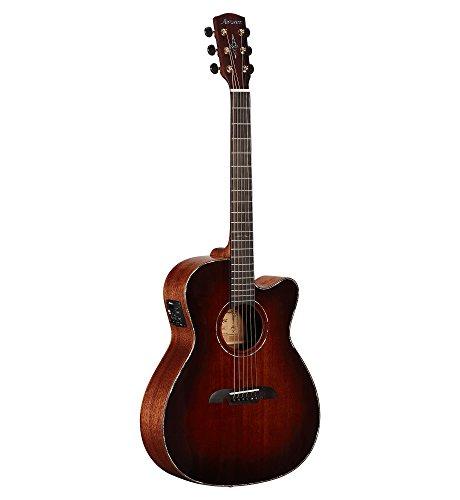 ALVAREZ 311069 MFA66CESHB Folk/OM Electric/Cutaway Gitarre