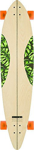 Globe Longboard Monstera Pintail 44, Natural/Monster, One size
