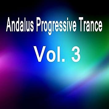 Andalus Progressive Trance, Vol. 3