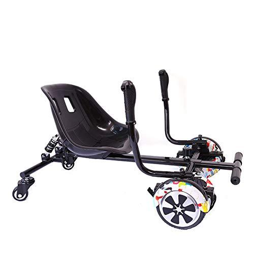 Lvbeis Hovercart FüR Hoverboard Go-Kart Sitz Hoverkart Für Self-Balance Elektro Scooter Hover