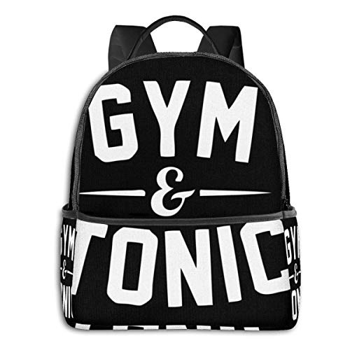 XCNGG Anime Gym and Tonic Student School Bag School Cycling Leisure Travel Camping Outdoor Backpack