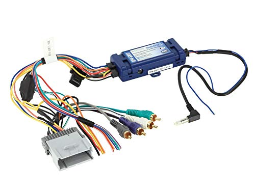 PAC Audio All-in-One Radio Replacement amp; Steering Wheel Control Interface (for Select GM(R) Vehicles) RP4-GM11