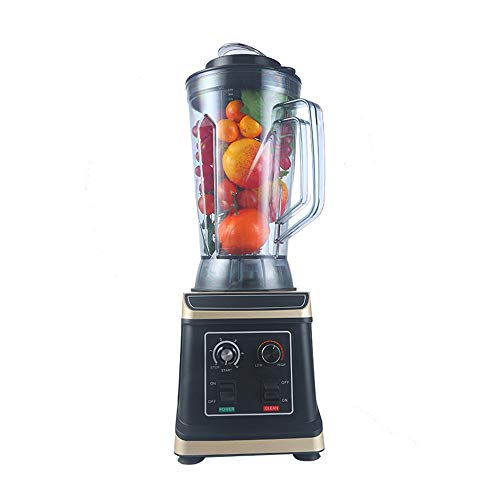 Kitchen Mixer Household Automatic Heating High Speed Blender Intelligent Grain Juicer Soybean Milk Machine for Milkshake, Fruit Vegetables Drinks, Ice,Smoothie 2L