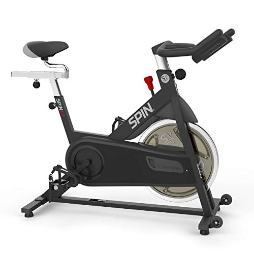 Spinner L5 Spin Bike, 36lb FlyWheel, Chain-Drive Indoor Cycling