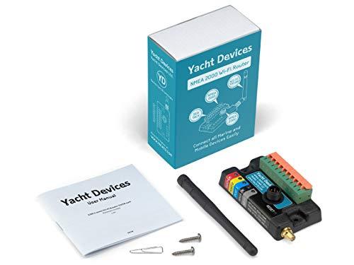Yacht dispositivos YDES 04R J1708 Motor Gateway STNG versión