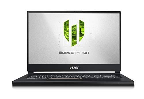 MSI WS65 8SK-431 (i7-8750H, 32GB RAM, 512GB NVMe SSD, NVIDIA Quadro P3200 6GB DDR5, 15.6' Full...
