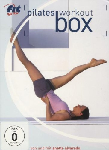 Fit for Fun - Die Pilates Workout-Box [3 DVDs]