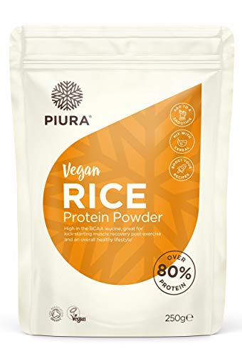 Piura Organic Rice Protein Powder 250g