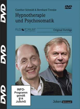Schmidt, Gunther, Trenkle, Bernhard: Hypnotherapie und Psychosomatik - 4 DVDs – JOK913D