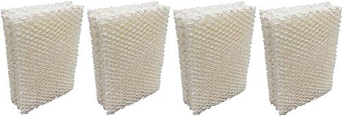 EFP Humidifier Filters for HDC12 AIRCARE, Essick Air HD13030, HD1303, Essick MoistAir HD14060, HD1406, HD13050, HD1305, HD1407, Emerson Model Humidifiers - Replacement Wicking Filters   4 Filters