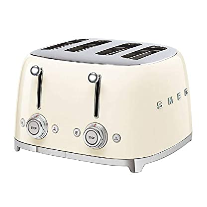 Smeg-TSF03CREU-Toaster-2000-metall-Creme