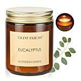 Scented Candles Gift, 7oz Eucalyptus Aromatherapy Candles Scented...