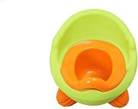 Meisje toilet 1-6 jaar oud extra grote baby gietlepel potje baby boy toilet toilet toilet (kleur: groen, maat: (27 cm * 27...
