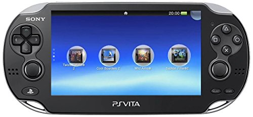 PlayStation Vita - Wifi [video game]