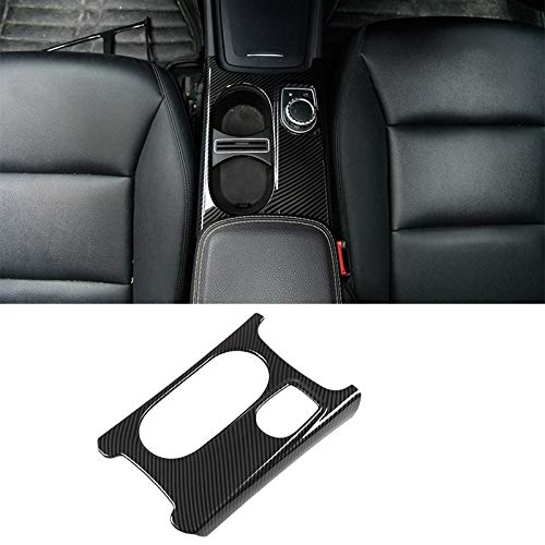 FHZMYR RHD para Mercedes Benz A/GLA/CLA Clase C117 W117 W176 X156 2012-17 AMG ABS ABS ABS CURMO CUPTURA Cubierta DE Cubierta DE CUCHE Accesorios de Fibra de Carbono para Coche