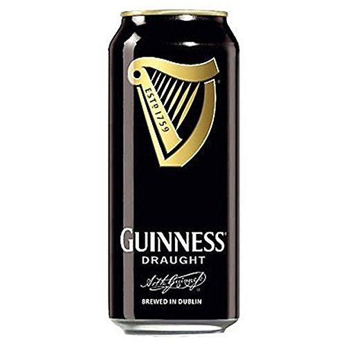 Guinness 4.2 ° caja 50 cl 6 x 50 cl