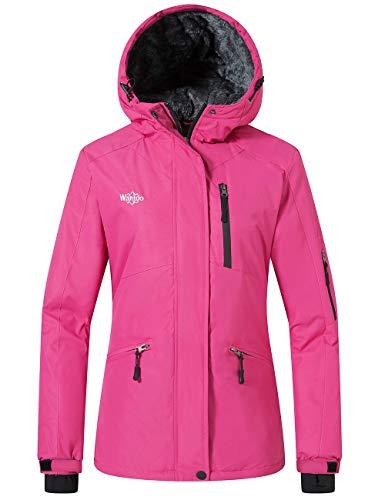 Wantdo Women's Windproof Ski Jacket