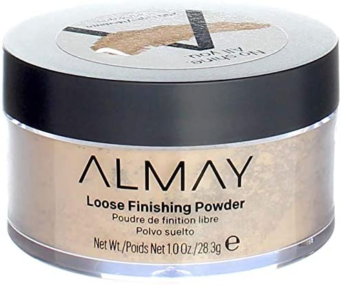 Almay Smart Shade Loose Finishing Powder Light Medium 200 1 oz Pack of 2 product image